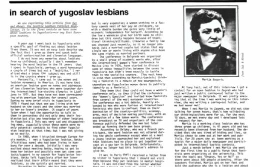 lesbians labris beograd lgbt