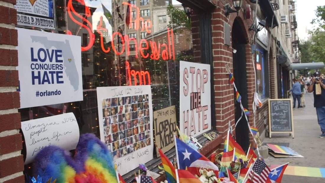 lesbians labris lgbt Stonewall riots